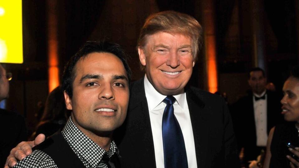 US President Donald Trump had handed over Leadership Award to entrepreneur Gurbaksh Chahal.