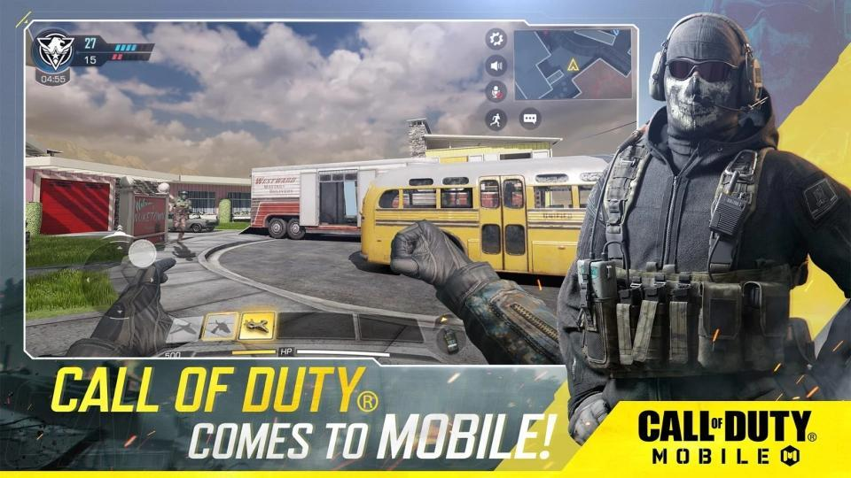 Call of Duty Mobile coming soon