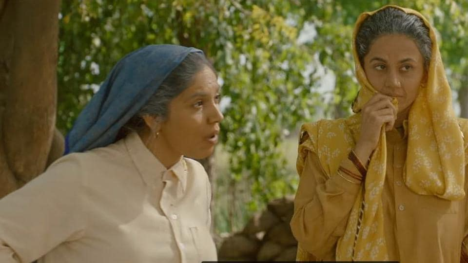 Saand Ki Aankh trailer: Bhumi Pednekar and Taapsee Pannu impress as Shooter Dadis.