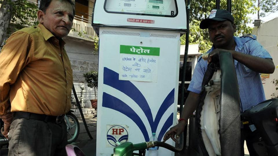 Petrol price at year-high today, diesel highest in several months