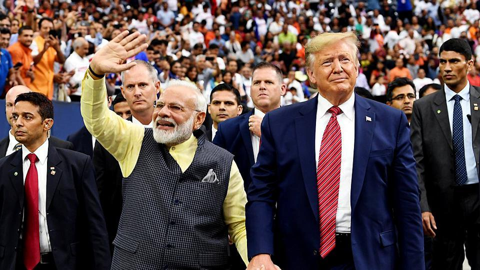 The most obvious takeaway from the event in Houston was the chemistry between Trump and Modi