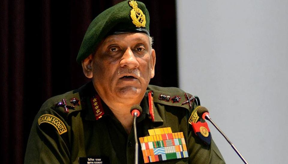 Army Chief General Bipin Rawat  on Monday said that Jaish-e-Mohammed's terror facility in Pakistan's Balakot, which was bombed  by the Indian Air Force in February, has been reactivated.