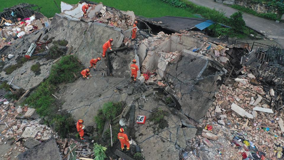 There were no immediate reports of casualties or damage from the earthquake, which IMD said, had hit at a depth of 40 km. (Image used for representational purpose).