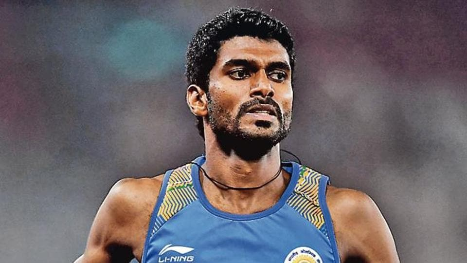 Jinson Johnson, the 1500m gold medallist at the Asian Games, is one of the few Indian athletes who seem to be on the right track for the Tokyo Olympic Games