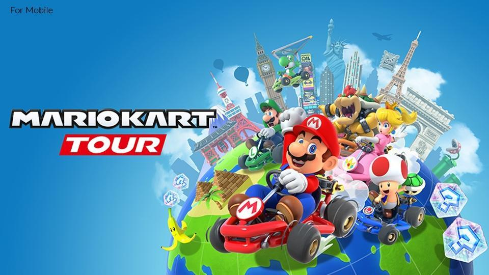 Mario Kart Tour's Pauline, in-game currency detailed in new video