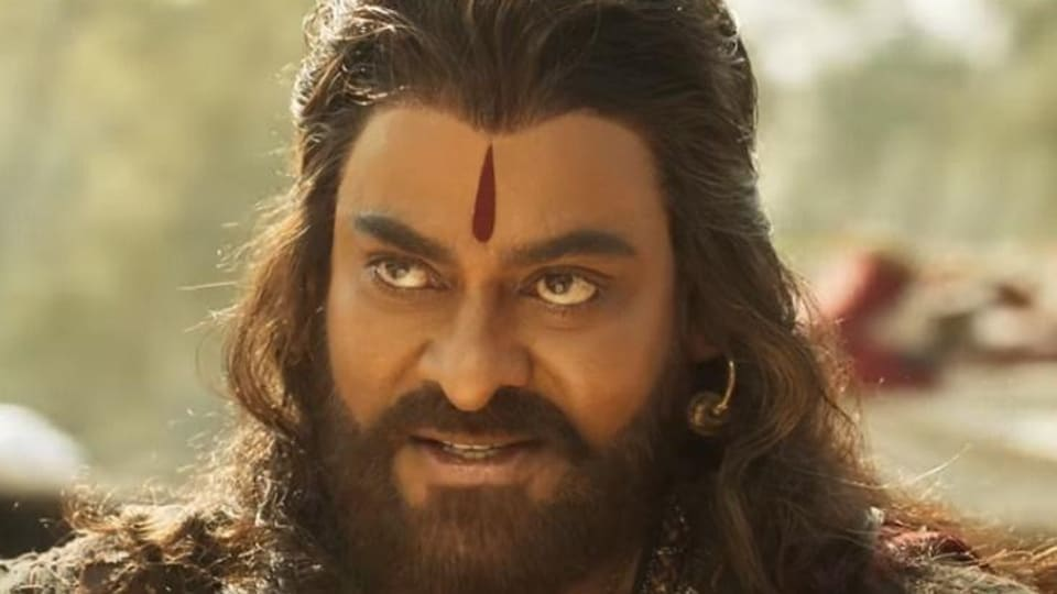 Sye Raa Narasimha Reddy's second trailer showcases the film's action.