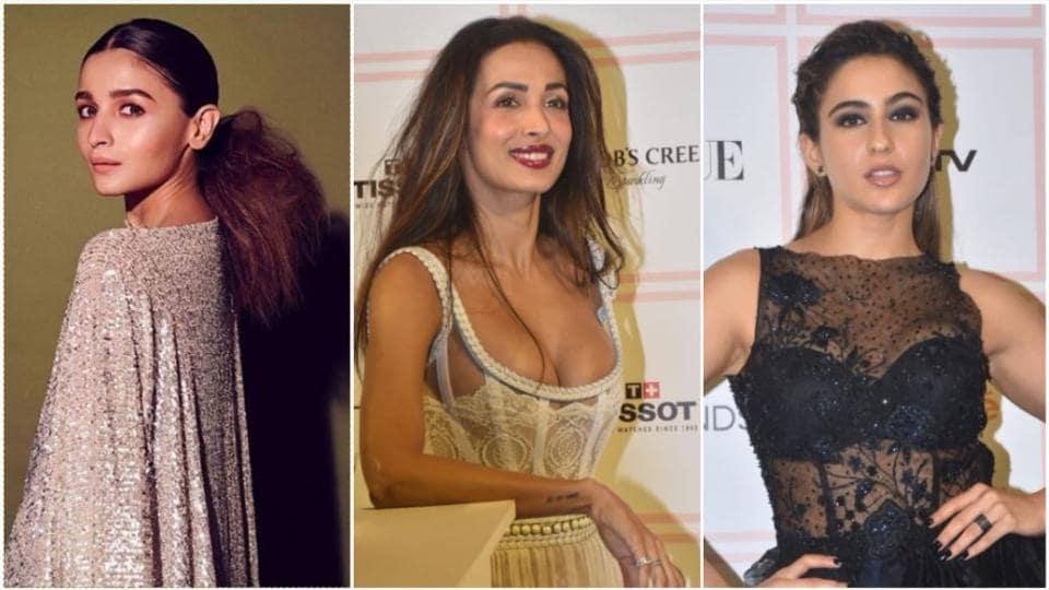 Vogue Awards 2019: Alia Bhatt, Malaika Arora, Sara Ali Khan made heads turn.