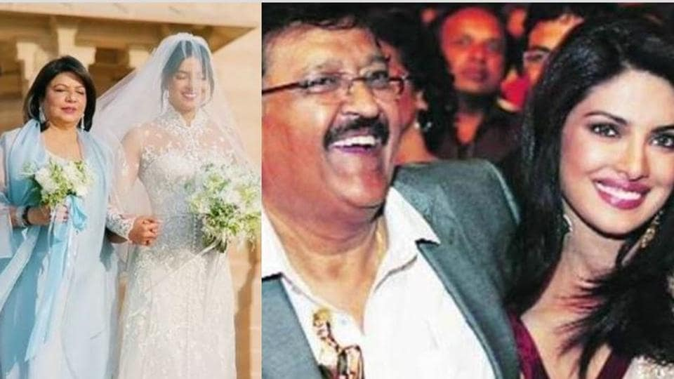 Priyanka Chopra reveals she missed her late father the most while prepping for her wedding.