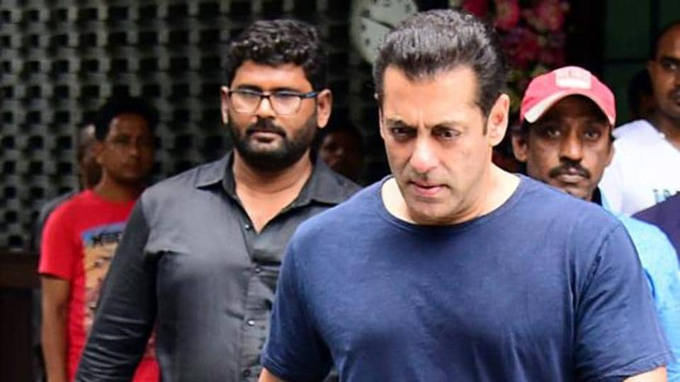 Salman Khan had appeared in court on May 7 last year during a hearing of the blackbuck poaching case of 1998.