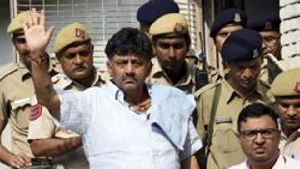 A Delhi court on Wednesday dismissed the bail application of Congress leader DK Shivakumar, arrested by the Enforcement Directorate (ED) in connection with a money laundering case.