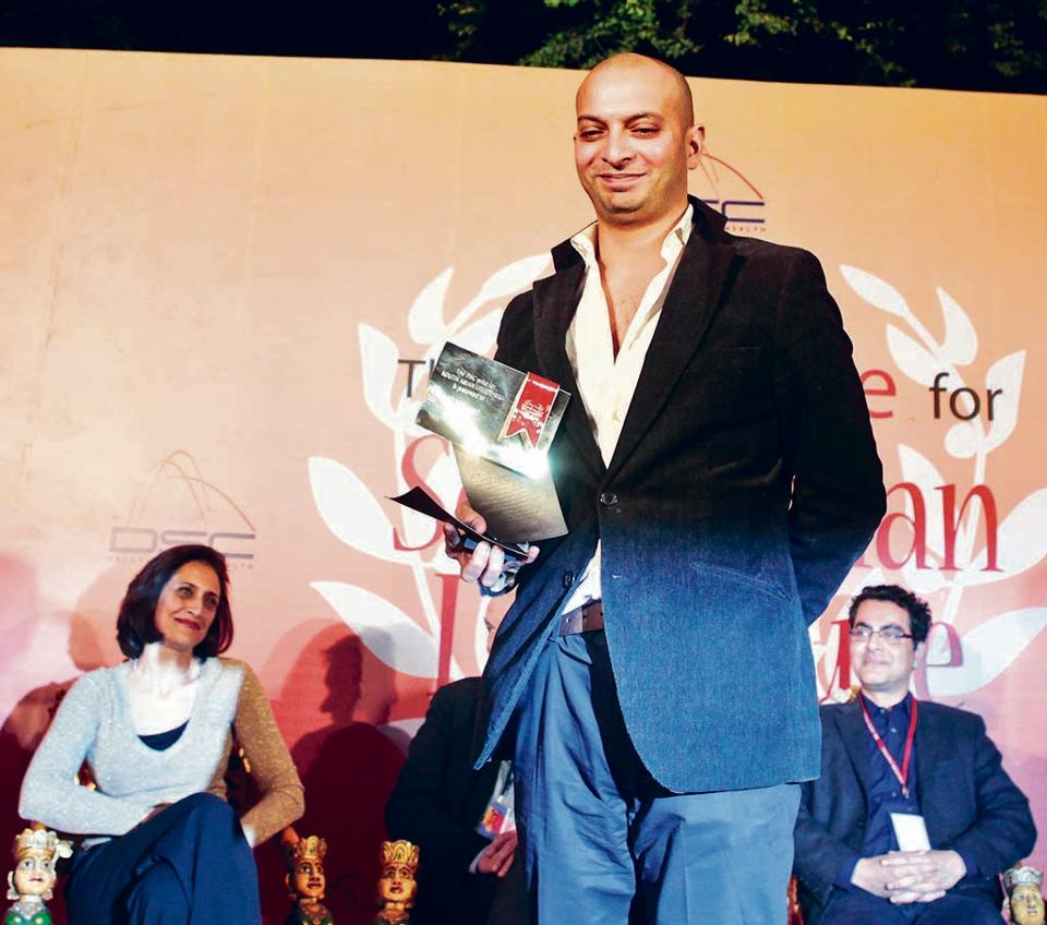 HM Naqvi won the first DSC Prize for South Asian Literature in 2011.