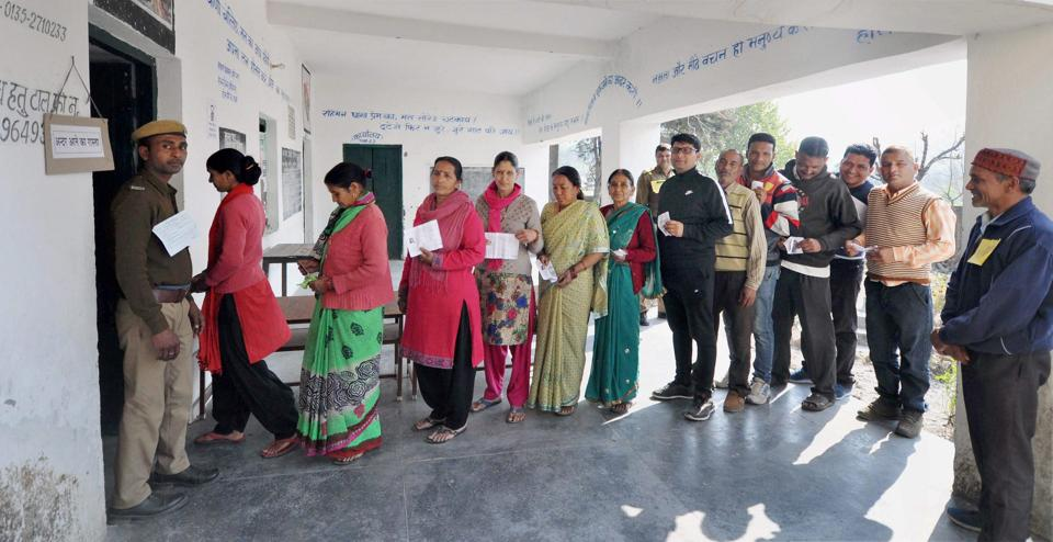Women in a Uttarakhand village in the Kumaon region have decided to boycott candidates who distribute liquor during October panchayat polls