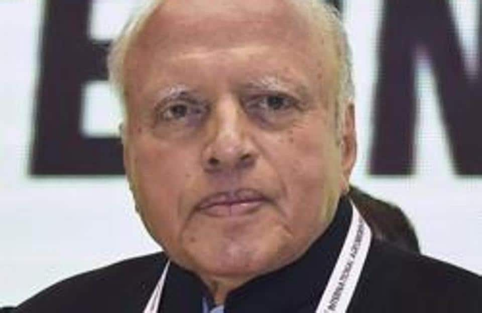 Agriculture scientist MS Swaminathan at the inaugural ceremony of 1st International Agrobiodiversity Congress 2016 in New Delhi