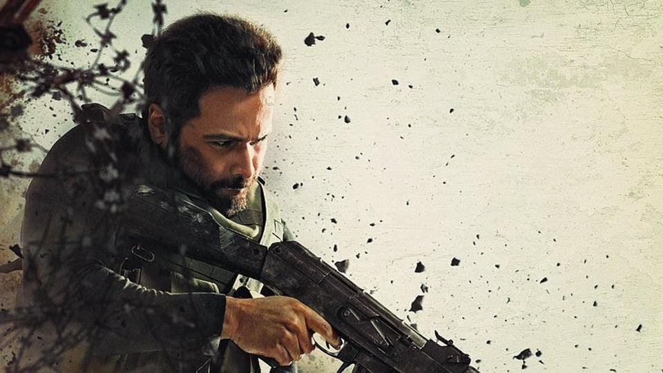 Bard of Blood review:Emraan Hashmi as Adonis, in a still from the new Netflix India original series.