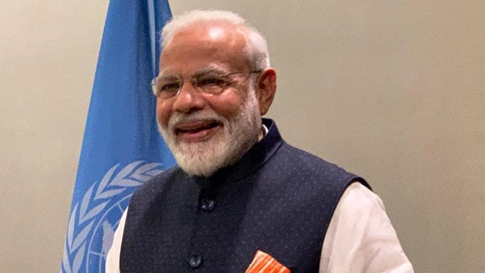 At the United Nations General Assembly on Friday, PM Modi outlined that the government would ensure tapped water for 15 crore households in the next five years.