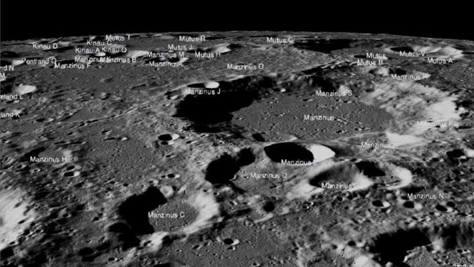 NASA eleased high-resolution images captured by its Lunar Reconnaissance Orbiter Camera (LROC) during its flyby of the lunar region where Vikram lander attempted a soft landing.