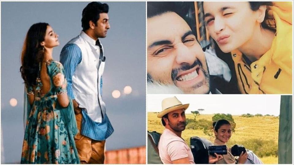 Happy birthday Ranbir Kapoor: The actor started dating Alia Bhatt last year.