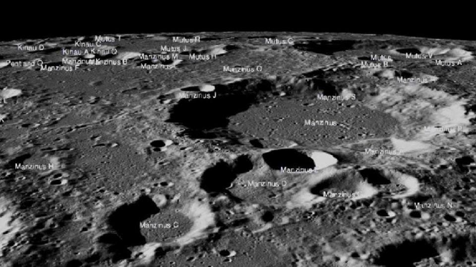India's Lost Moon Lander Is Somewhere in This Photo