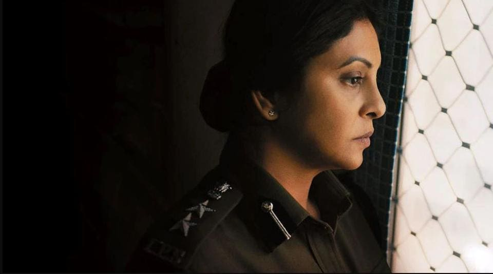 Another TV show this year with a female protagonist was director Richie Mehta's Delhi Crime featuring Shefali Shah as DCP Vartika Chaturvedi leading the investigation into the infamous 2012 Delhi gang rape