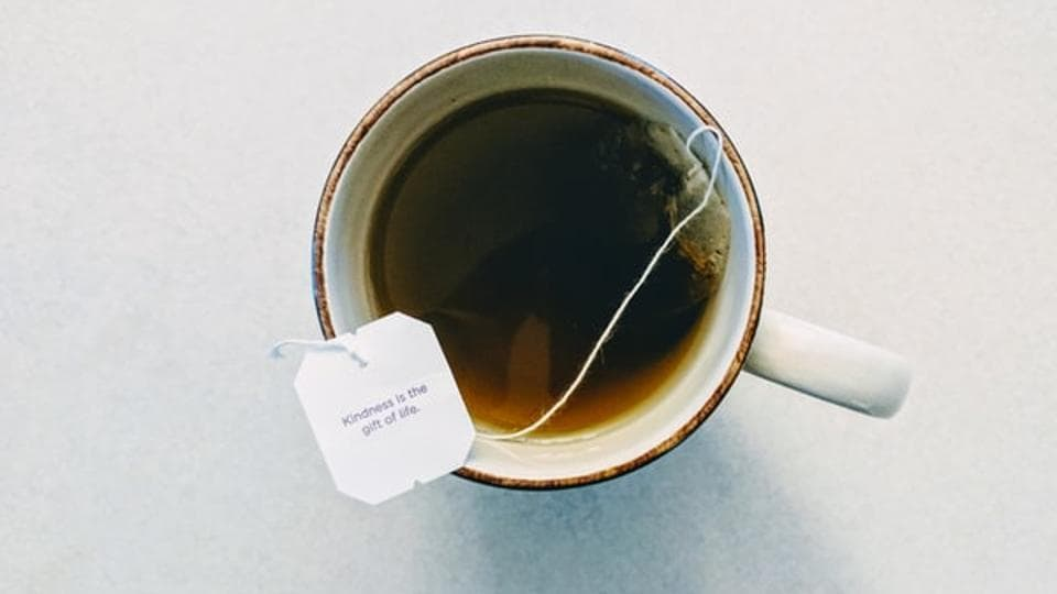 A teabag put in near-boiling water produces about 11.6 billion microplastic granules and 3.1 billion even smaller nanoplastics, which are invisible to the human eye.