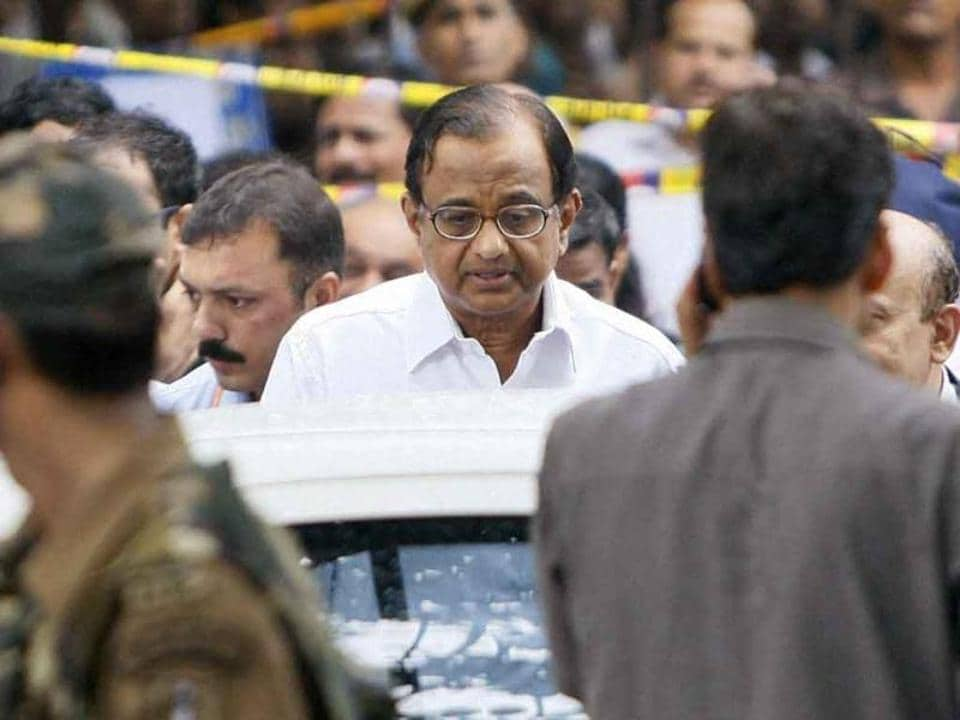 P Chidambaram denied meeting IndraniMukerjea in the INXMedia foreign fund approval case