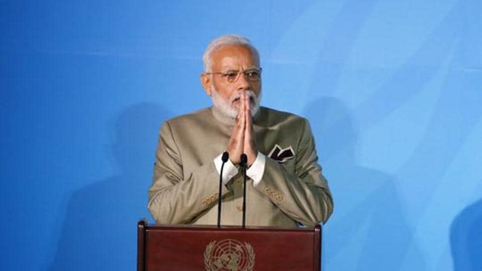 Prime Minister Narendra Modi stressed continued political stability and predictability of policies in India at a round table with the CEOs and top executives of top American companies