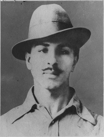 Shaheed Bhagat Singh.