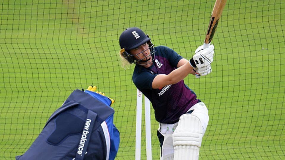 England cricketer Sarah Taylor.
