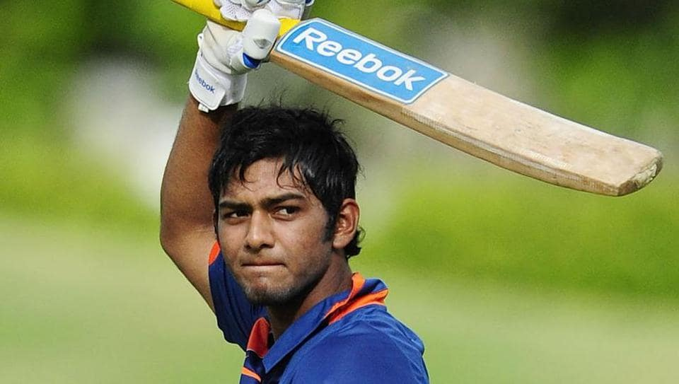 File image of Unmukt Chand.