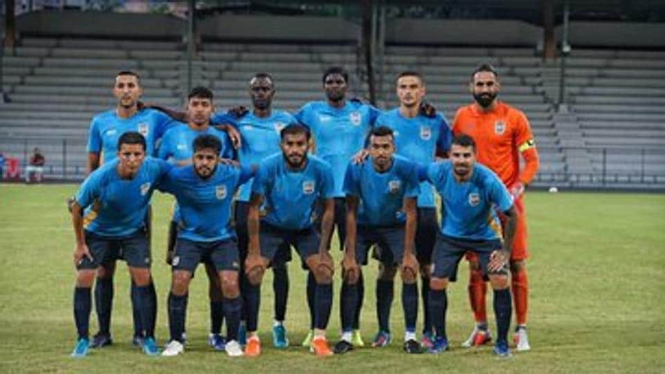 Indian Super League side Mumbai City FC