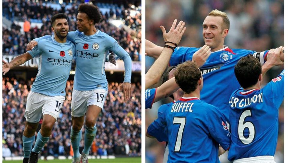 Manchester City and Rangers investing in the Indian football scene.