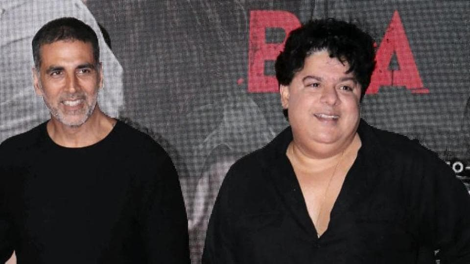 Akshay Kumar and Sajid Khan have worked together in several films.