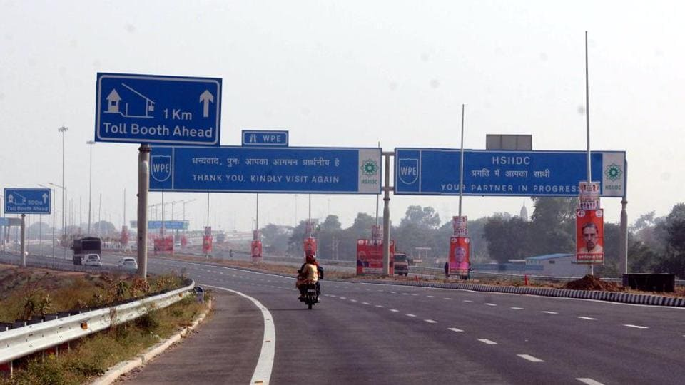 The 136-kilometre long expressway was thrown open to the public by Prime Minister Narendra Modi in November 2018.