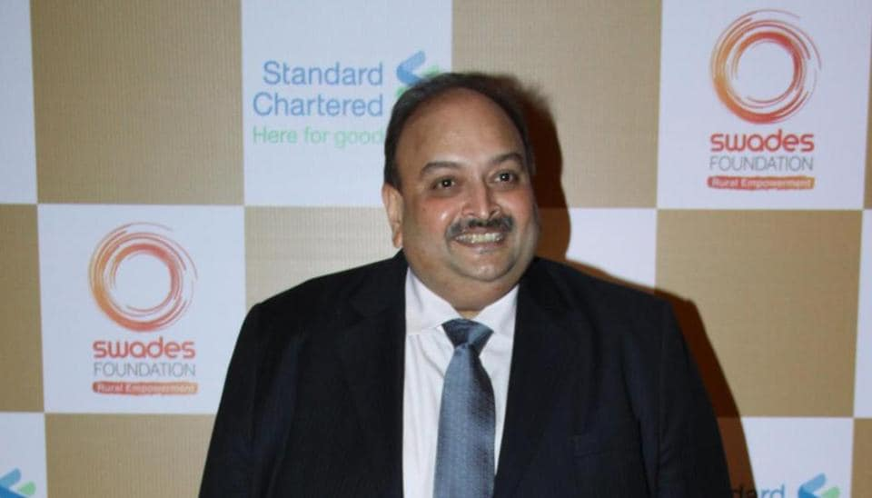 Mehul Choksi is seen in this file photo in Mumbai. The Delhi high court on Friday dismissed a plea by Choksi, the uncle of diamantaire Nirav Modi, seeking a preview of a series to be aired by video streaming platform Netflix next month.