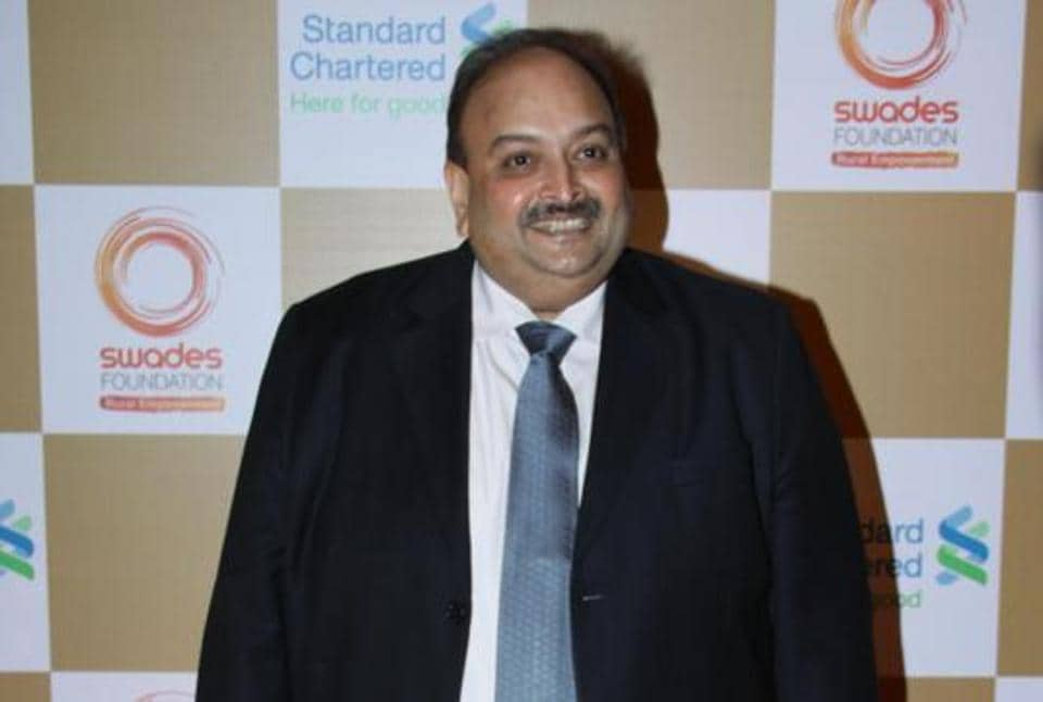 Mehul Choksi had challenged the proceedings through bunch of petitions in which he argued that he cannot be declared a fugitive economic offender as ED is relying on the statements recorded under PMLA to build a case against him