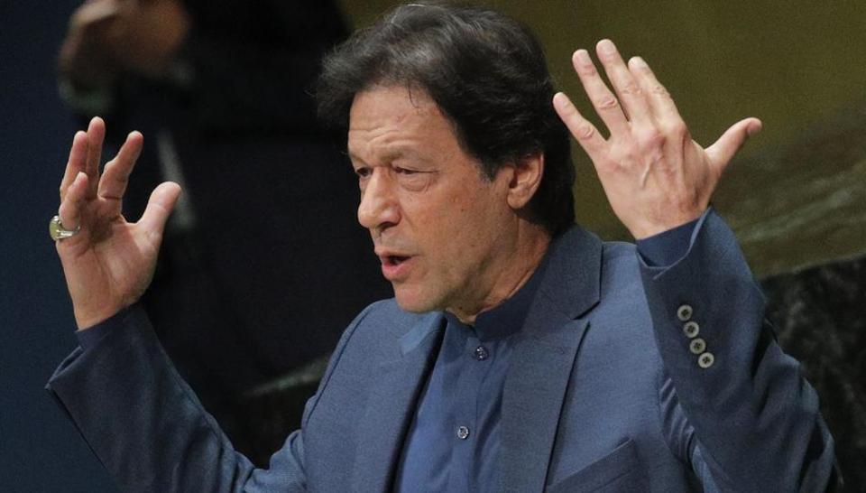 Pakistan PMImran Khan