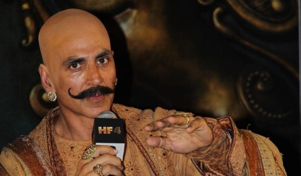 Akshay Kumar was speaking at the trailer launch of Housefull 4 when he revealed he wants a comedy Avengers.