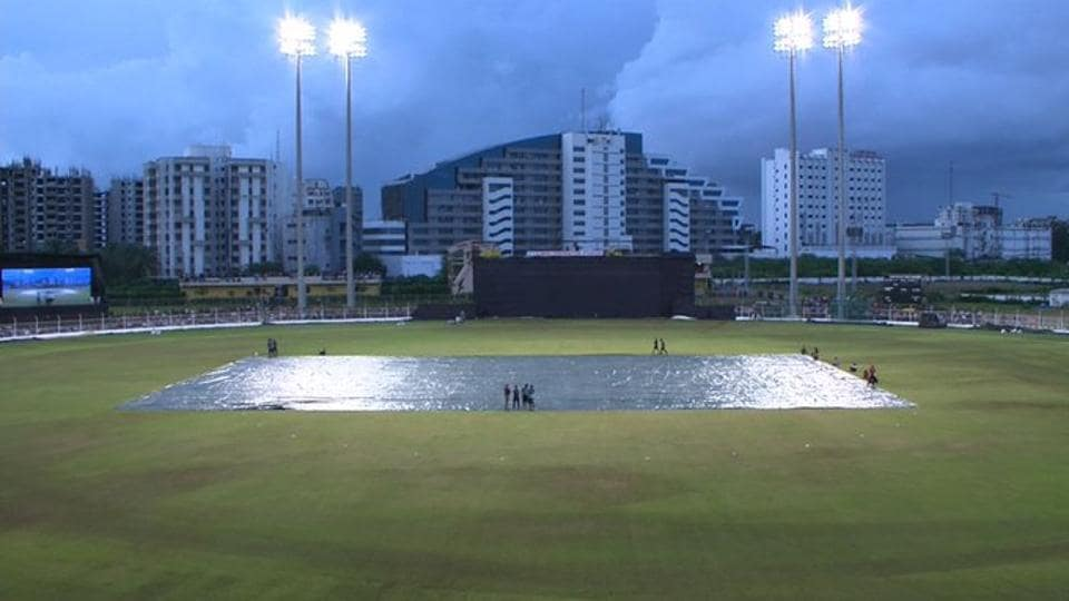 Rain Plays Spoilsport in Third T20I Between India and South Africa