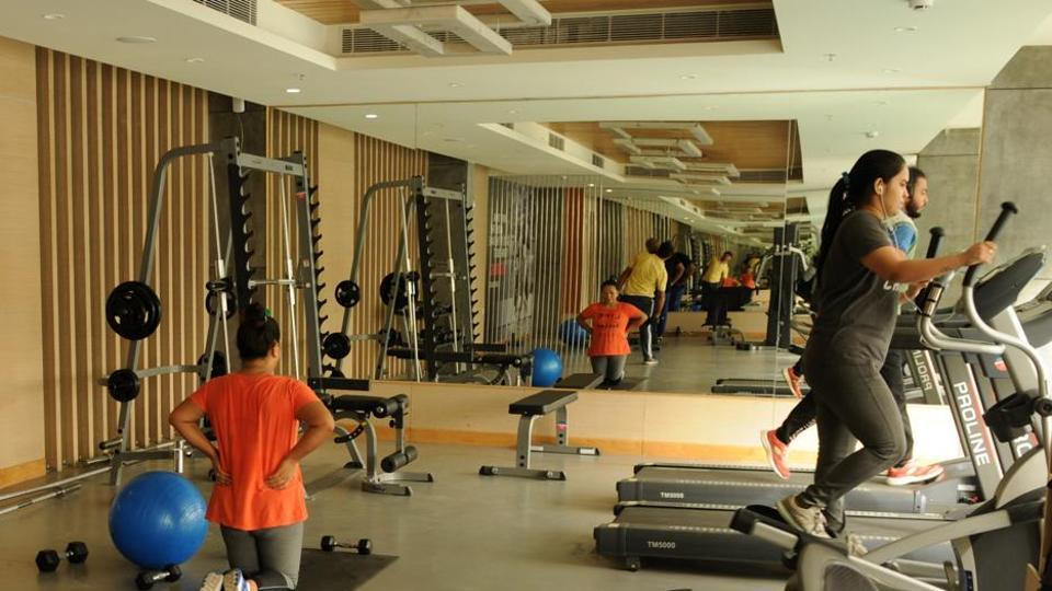 """Gym owners expressed  anguish over the """"high-handedness"""" of the authorities,"""