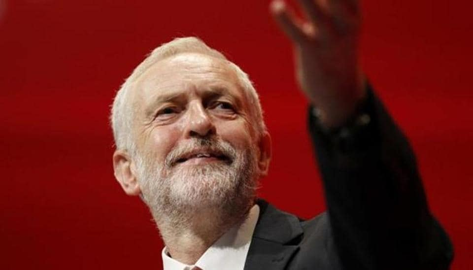 Labour leader Jeremy Corbyn reiterated his party's human rights-focused stand on Jammu and Kashmir during a conversation with Pakistan Prime Minister Imran Khan on Friday