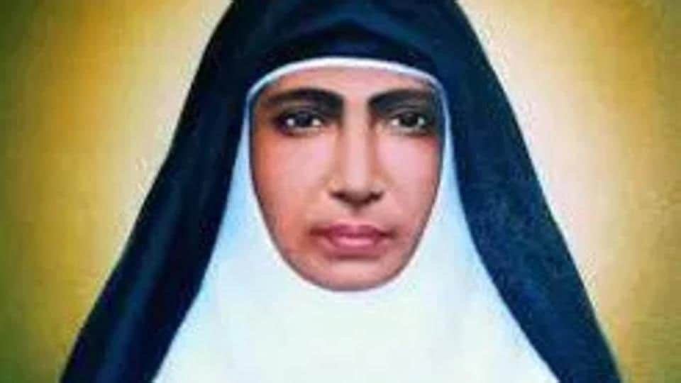 Mariam Thresia, founder of the Sisters of the Holy Family, will be cannonised by Pope Francis at St Peters Square in the Vatican City on October 13 this year.