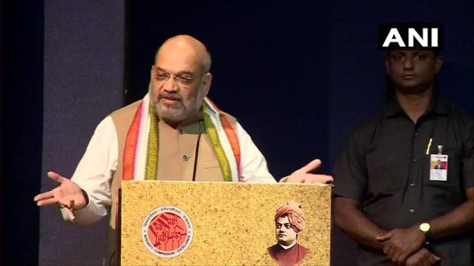 Union Home Minister Amit Shah said it is time to write a correct history of Jammu and Kashmir since rumours surrounding Article 370 are still circulating.