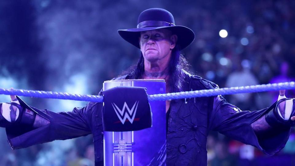 The Undertaker has signed a lifetime contract with WWE.