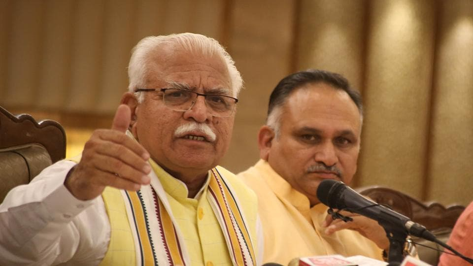 Haryana chief minister Manohar Lal Khattar on Sunday slammed the opposition for misleading the public by presenting bogus unemployment reports.