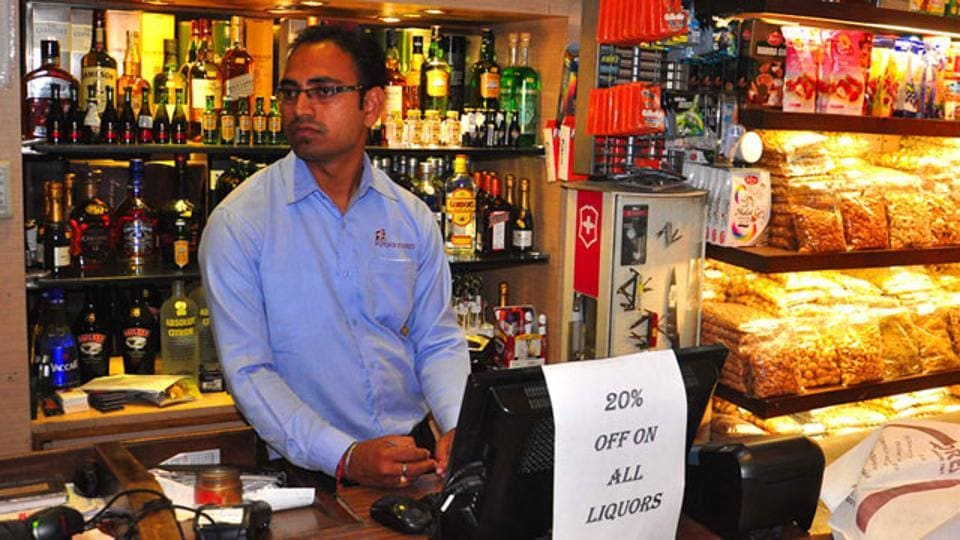 The Andhra Pradesh government will take over all 3,500 liquor shops from October 1, as a first major step towards imposing prohibition in the state.