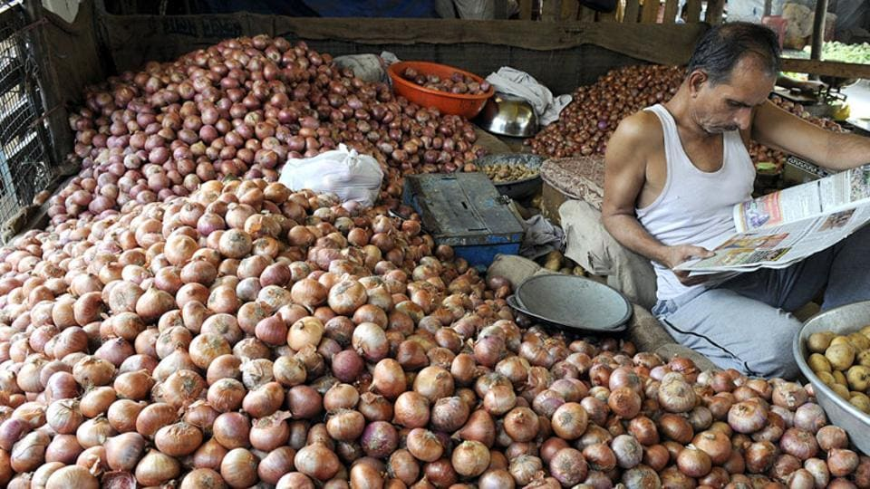 Government bans export of onions with immediate effect to curb rising prices