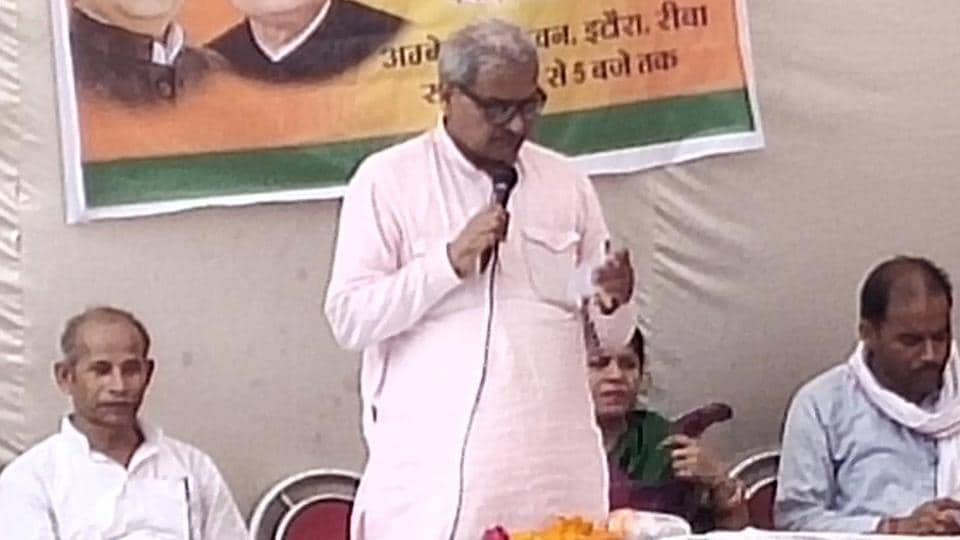 "BJP MP from Rewa, Janardan Mishra, on Sunday threatened an IAS officer, stating that he will be ""buried alive"" if he asked for money from residents living in illegal colonies."