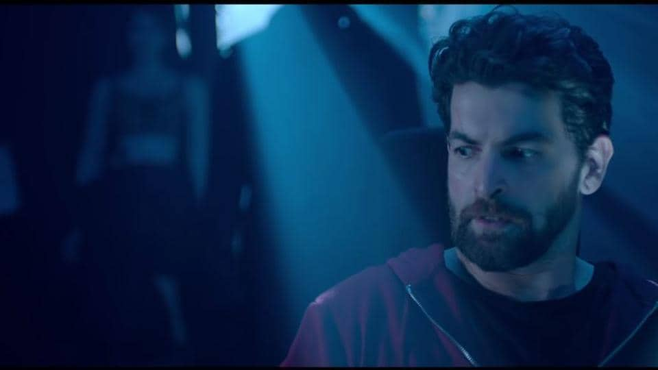 Neil Nitin Mukesh in a still from the Bypass Road trailer.