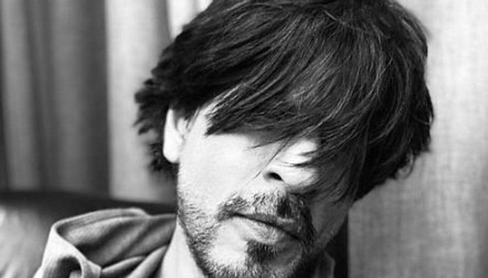 ShahRukh Khan shared a new picture from his home.