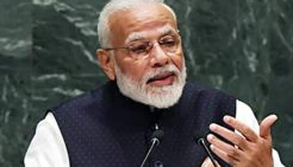 Prime Minister Narendra Modi on Sunday thanked a student from Arunachal Pradesh for pointing out shortcoming in his book Exam Warriors, a handy guide for students.